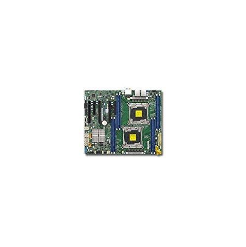 - SuperMicro X10DAL-I-B Dual LGA2011 Intel C612 DDR4 SATA3&USB3.0 A&2GbE ATX Server Motherboard