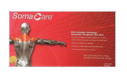 Soma Care Neck and Shoulder Pack - Hot ()