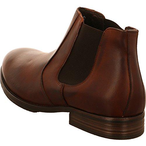 nicolabenson Chelsea-bootie, Stivali uomo BRAUN DUNKE