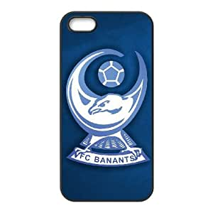 Sports fc banants iPhone 4 4s Cell Phone Case Black gift zhm004-9330422