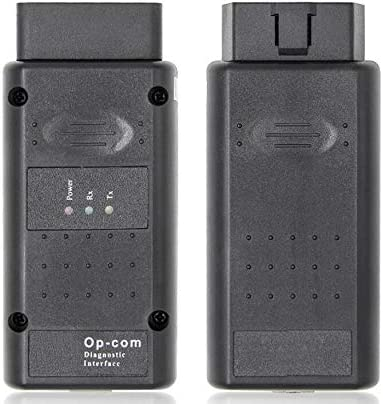 HaoYiShang OPCOM V1.95 OP-COM OBD2 Scanner f/ür OPEL