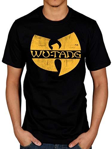 Official Wu Tang Clan Logo T-Shirt