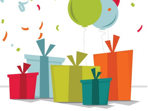 Amazon 80 Gift Card In A Greeting Birthday Presents Design