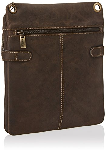Oil Brown 18512 kindle Visconti Ipad body Midi Messenger Hunter Neo Bag A5 Leather Cross m wO6vf