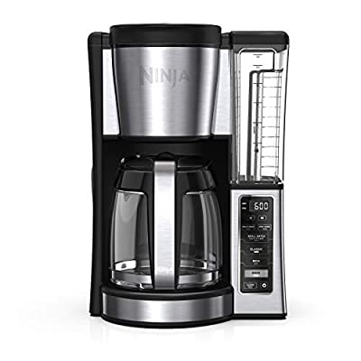 Ninja 12-Cup Programmable Coffee Maker with Classic and Rich Brews