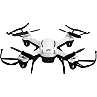 Owill JJRC H32GH 5.8Ghz FPV Aerial 6Axis 4CH Quadcopter RTF 2MP Camera Drone (White)