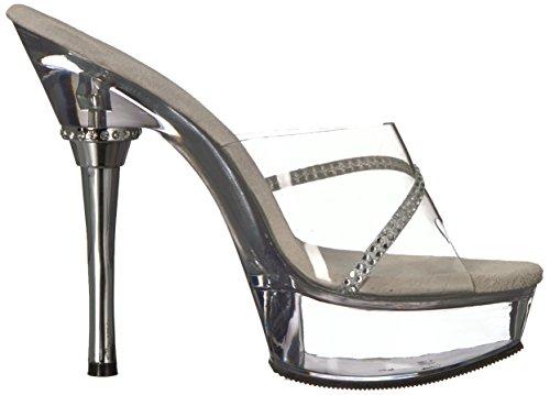 eu Mujer 45 De Plataforma damen 14 Zapatos Tamaño Alto uk 602 Us Tacón 35 Sandalias Sexy Delight us Pleaser 11 45 wS8qZpq