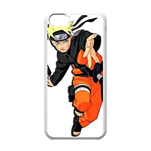 iphone5c White Naruto phone case Christmas Gifts&Gift Attractive Phone Case HLN5A0222574