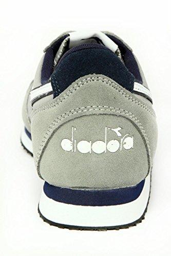Diadora Schuhe Sneaker Herren Typ K Run Farbe Ice Grey White Ice Grey / White