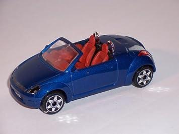 Ford Streetka Street Ka Blau Cabrio   Bburago Burago Modellauto Modell Auto