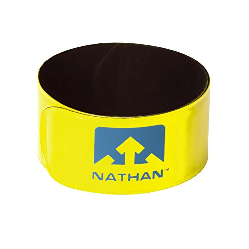 Nathan Reflex Reflective Slap Band ()