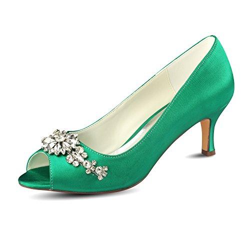 Sat de Best las boda mujeres de KUKIE Zapatos 4U THqqZS