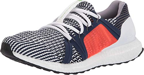 adidas by Stella McCartney Women's Ultraboost Night Indigo/Footwear White/Granite 10 M US