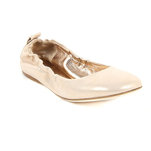 V 1969 Italia Womens Ballerina GEMI01 Cipria SALMONE