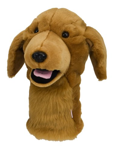 Daphne's Golden Retriever  Headcovers