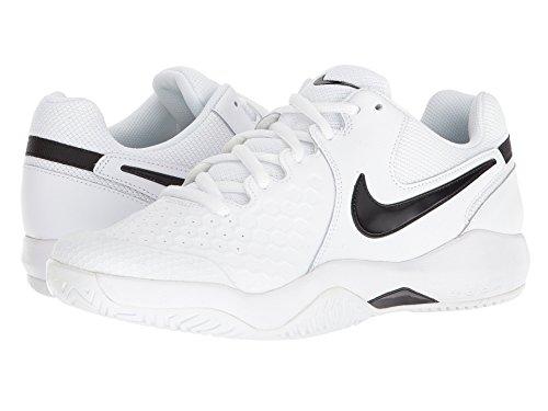 001 White Fitnessschuhe Black Herren Air NIKE Zoom Weiß Resistance wU8xq67