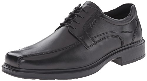 ECCO Men's Helsinki Oxford,Black,43 EU (US Men's 9-9.5 M) (Shoes Ecco Men Helsinki)