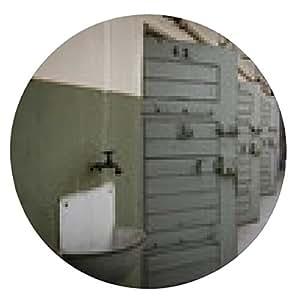 alfombrilla de ratón prisión vieja - ronda - 20cm