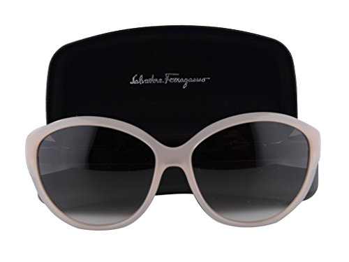 049a6aedfd Salvatore Ferragamo Sunglasses SF717S Opaline Rose w Brown Red Gradient  Lens 666 SF 717S - Buy Online in Oman.