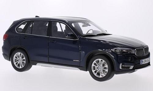 BMW X5 (F15), metallic-blue, 0, Model Car, Ready-made, Paragon 1:18