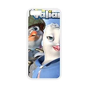 Valiant iPhone 6 4.7 Inch Cell Phone Case White ZMT