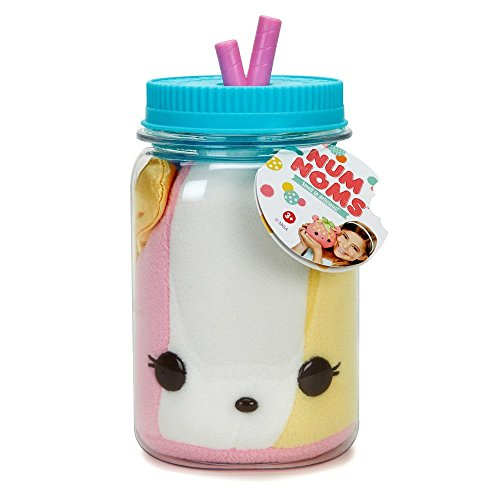 Num Noms Surprise in a Jar - BELLA BUBBLEGUM - Soft and Huggable! Smells Like Bubblegum