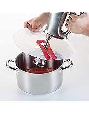 Fltaheroo Skydd anti-skydd för ägg handfat ägg stänkskydd bevis bakningsverktyg äggskål visplock