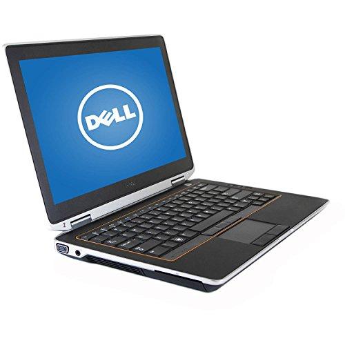 Dell Latitude E6320 13.3in Notebook PC - Intel Core i5 2520M 8GB 128GB SSD Windows 10 Profesional (Renewed) ()