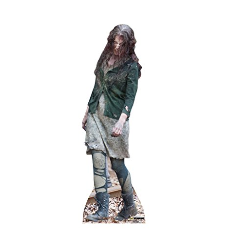 Walker 2 - AMC's The Walking Dead - Advanced Graphics Life Size Cardboard Standup (Life Size Cardboard Cutouts)
