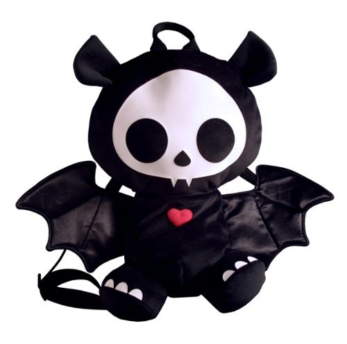 Toynami Skelanimals Deluxe Backpack Diego Plush - Bat by (Skelanimals Diego)