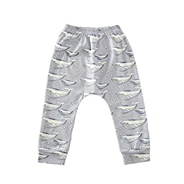 Clode®Toddler Baby Boys Girls Kids Cute Cartoon Animal Pants Leggings Clothes