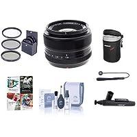 Fujifilm XF 35mm (53mm) F/1.4 Lens, Bundle. #16240755 Value Kit w/Accessories