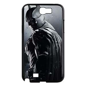 Batman Samsung Galaxy N2 7100 Cell Phone Case Black Fbocr