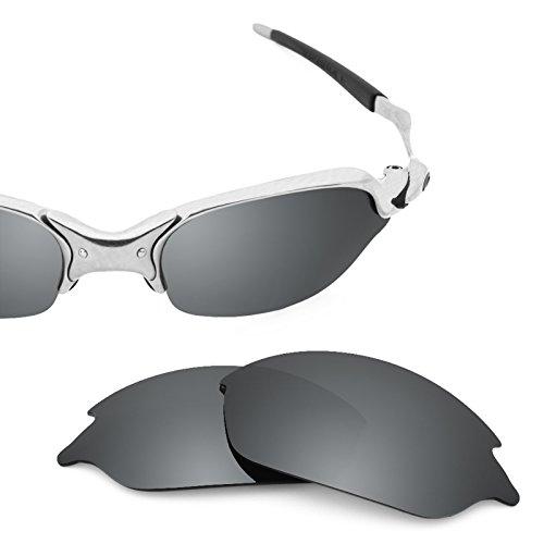 Negro Para De Mirrorshield Romeo Oakley Múltiples Elite — Opciones 2 Lentes Repuesto Polarizados Chrome FzZ4E