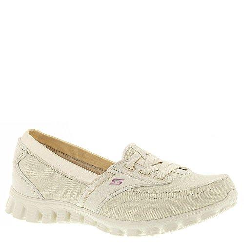 Skechers EZ Flex 2 Privileges Womens Slip On Sneakers Natural 11