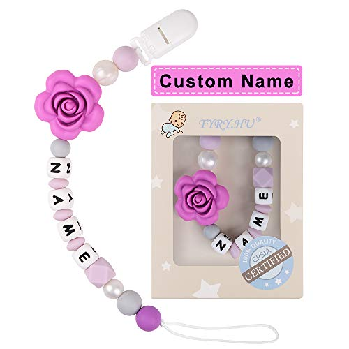 Pacifier Personalized TYRY HU Silicone Christmas product image