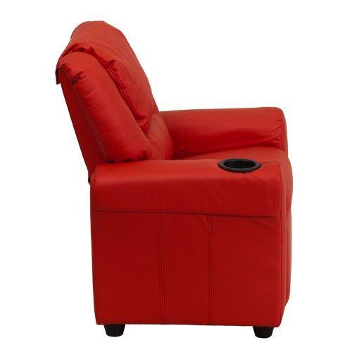 Flash Furniture DG-ULT-KID-RED-G...