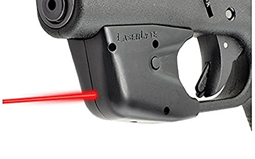 Laserlyte Trigger Guard Red Laser for Glock 42, 43, 26, 27 by LZRL