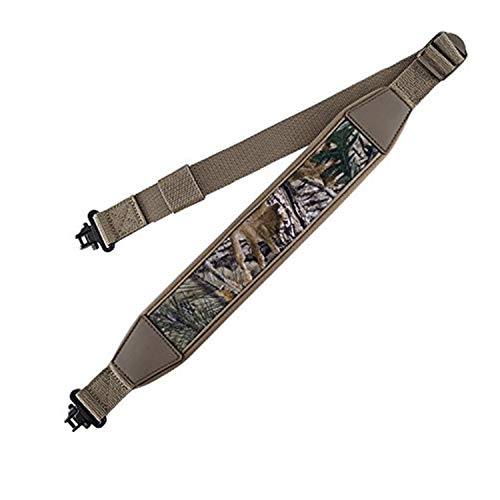 BOOSTEADY Two Point Rifle Gun Sling with Swivels