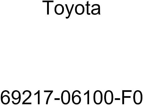 Genuine Toyota 69217-06100-F0 Door Handle Cover