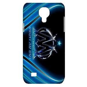 Super Luxury Bling Glitter Football Olympique De Marseille Series Design 3D Durable Hard Plastic Phone Case Cover For Samsung Galaxy S4 Mini