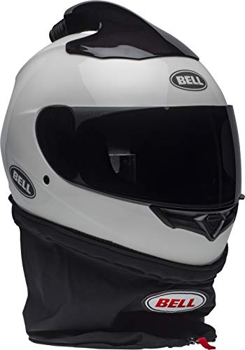 Bell Qualifier Forced Air Helmet (Gloss White, Medium)