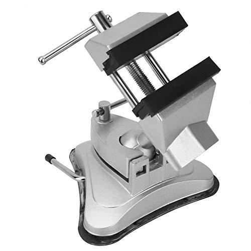 WolfGo ミニアルミ合金360度回転世帯表バイス工作機械