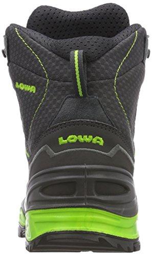 Lowa Uomini Ferrox Evo Gtx Trekking- & Scarponi Multicolore (grafite / Lime 9706)