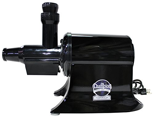 Champion Household Juicer 2000 PLUS G5-NG-853S - BLACK MODEL