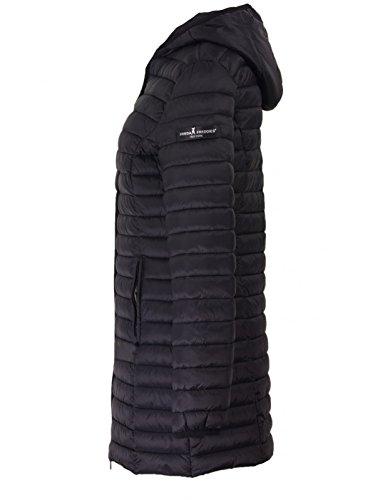 Frieda & Freddies - Abrigo - chaqueta guateada - Básico - para mujer negro