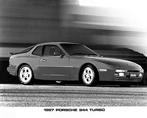 Amazoncom 1987 Porsche 944 Turbo Factory Photo