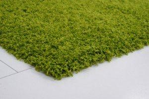 Hochflor teppich shaggy langflor funky grün rund cm amazon