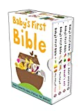 Baby's First Bible Boxed Set: The Story of Jesus, Noah's Ark, The Story