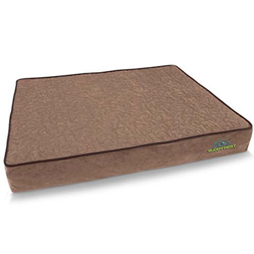 Juliet Orthopedic Dog Bed - Mocha - Med 34